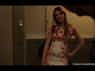 Ginger Marie McCray Shafts In Underwear
