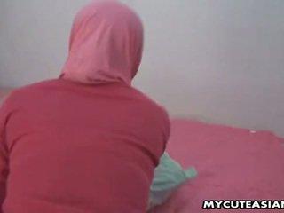 Красива арабски мадама being прецака така трудно в тя путка.