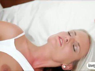 Sizzlin gorące cycate laska jessie jazz steamy seks później bath