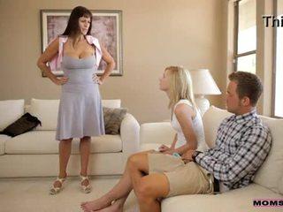 ママ 教える セックス - ママ catches 角質 ティーン カップル
