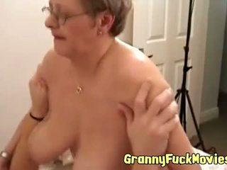 oma, heetste volwassen, amateur film