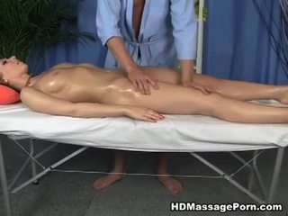 all spoon, oil free, hot massage