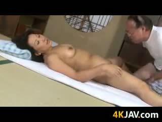 قذر ناضج اليابانية زوجان