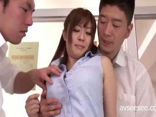 sie japanisch, frisch titjob hq, bigboobs