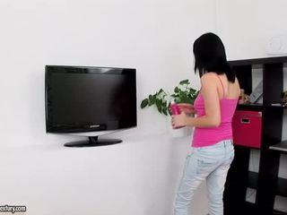 baru dubur, anda ternganga assholes, menonton memetik bunga asses remaja baru