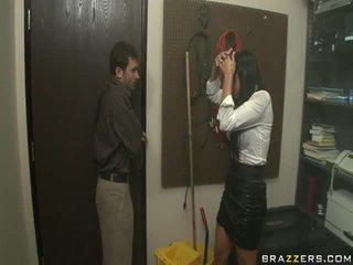 plezier tieten neuken, plezier brunette actie, hardcore sex video-