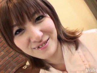 Hiromi has a nice set of tits