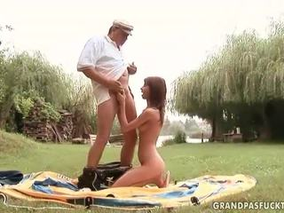 Grandpas and Young Girls Sex