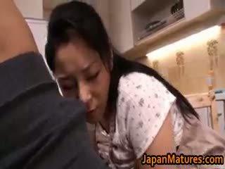 japonez, sex în grup, sanii mari, muie