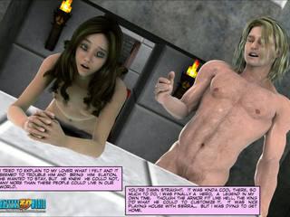 3D Comic World Minecrack Chronicles 26