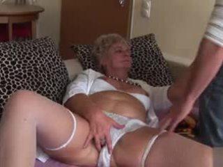 Amator anal bunicuta - foarte al naibii!