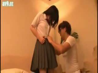Japanese Schoolgirl Abused Old Man