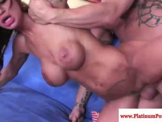 Angelina Valentine pussyfucked deeply