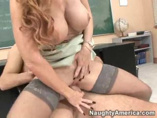hardcore sex, redhead, getting her pussy fucked, big tits