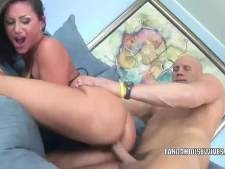 Horny MILF Sky Taylor getting fucked