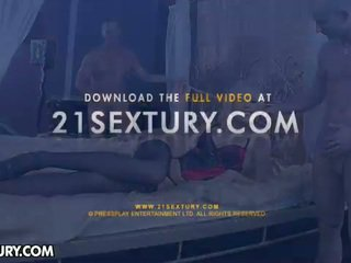 double penetration, hottest anal sex, full gaping tube