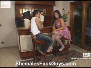 Scenes Of Aline, Carla, Senna By Shemales Fuck Guys