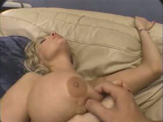 I madh gji moshë e pjekur anale.
