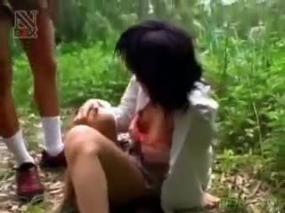 Warga asia gadis sekolah turned seks hamba gets didera tegar