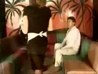 Boss and manager punish France waitress Video