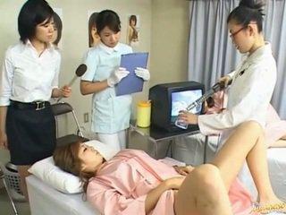 vers japanse video-, pijpbeurt film, oosters neuken