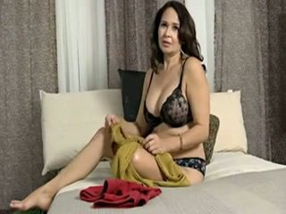 Sexy babičky masturbating.