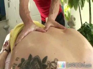 Latino masturberar