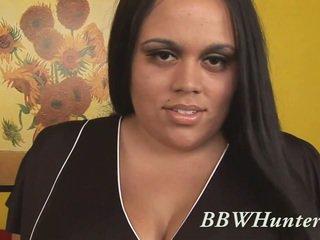 bbw, heet big naturals neuken, vol vet scène