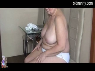 Sexy Mature Girl Is Touching Inside A Kitchen