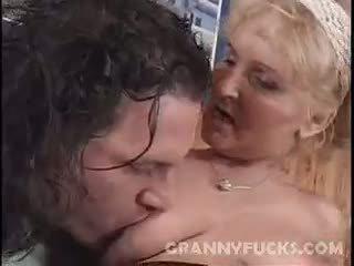 Grandma Ursula Fucked