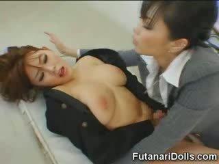tieten gepost, pik seks, mooi japanse kanaal