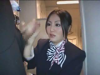 japanese best, stewardess
