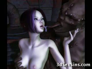 Ogres nailing 3d elf merginos!