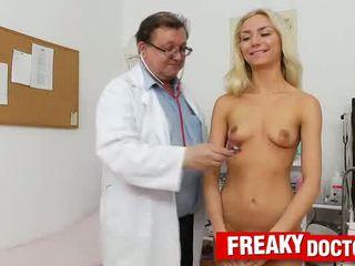 vagina, heetste petite, mooi kut scène