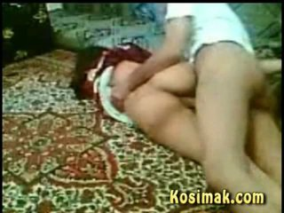 Mabuk muslim wanita jalang kacau