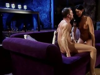 Hot evening with India Summer