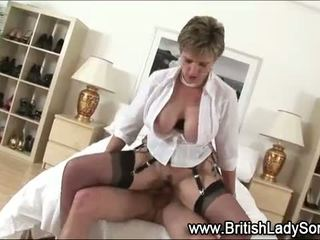 you british Iň beti, gyzykly cumshot, more mature