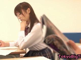 controleren japanse scène, vol kuiken, groot babe tube