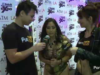 interview most, hot big-tits see, see asian most