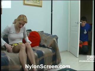 meest pijpen scène, online blondjes thumbnail, heetste zuig- gepost