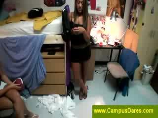 vol college, echt college meisje kanaal, student