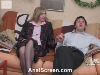 Olivia And Rudolf Anal Duett Onto Video