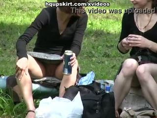 heet kut video-, upskirt, ideaal slipje