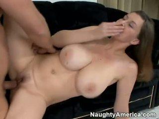 hardcore sex scène, cumshots vid, mooi grote lul