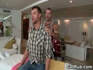 Smooth assed chap gets outstanding gay massagem 1 por gotrub