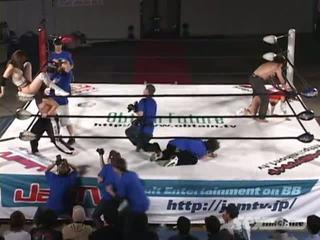 Naked Japanese Wrestling Disc 1 Part 2