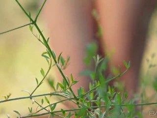 Goddess Sophia Knight Has Naked Inside Nature