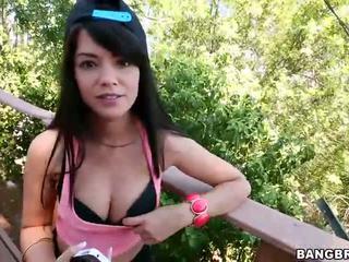 Ava dalush gets a big cock (huu)