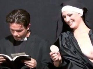 pissing, blowjob, প্রতিমা, nun