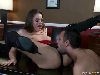 Tori Black Having Sex With Her Lawyer